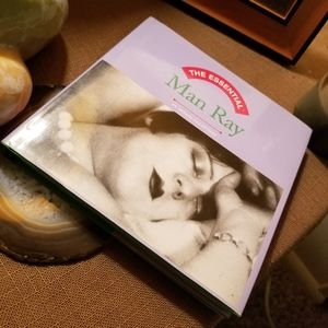 The Essential Man Ray by Ingrid Schaffner Book